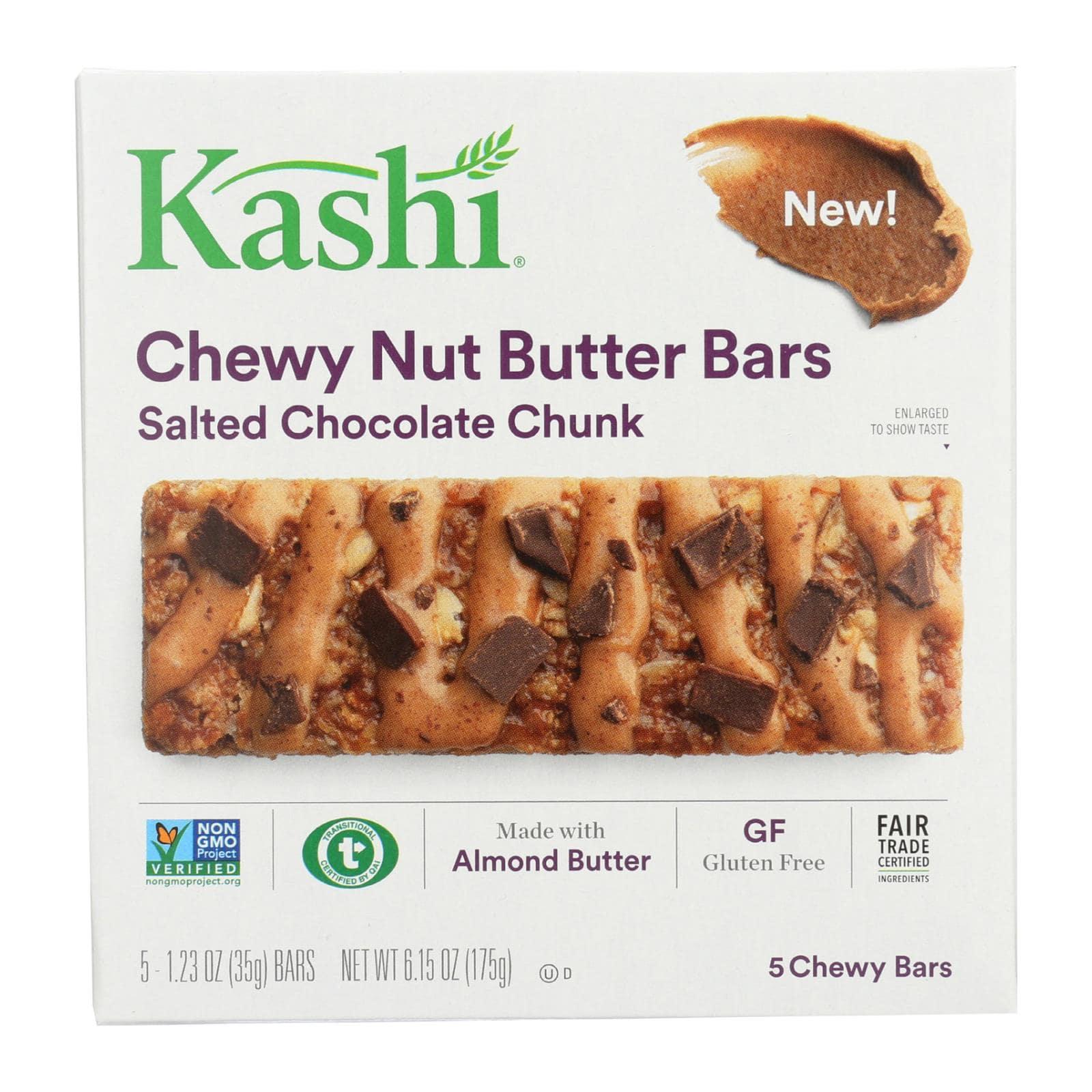 Kashi Chewy Granola Bars - Salted Chocolate Chunk