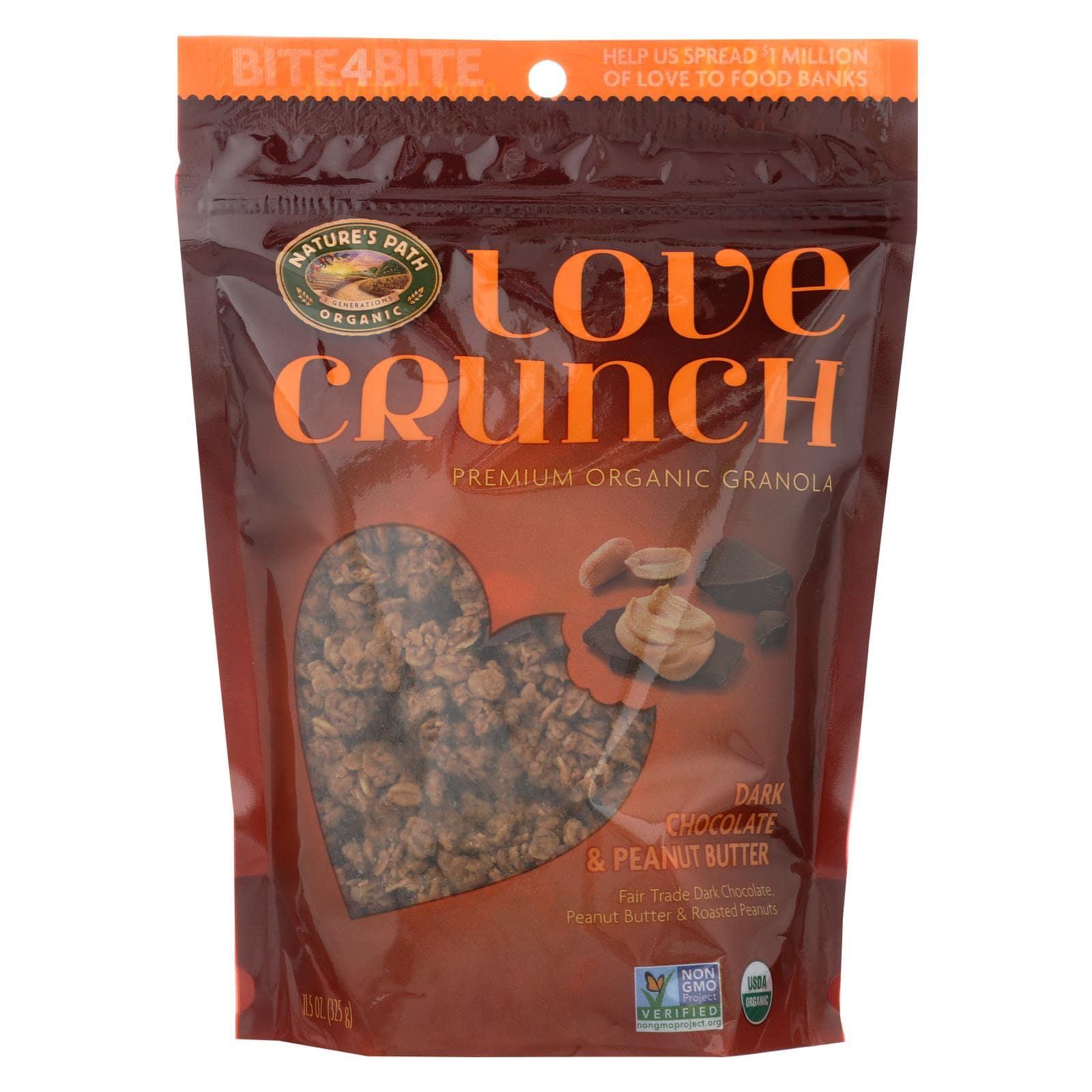Love Crunch - Dark Chocolate Peanut Butter