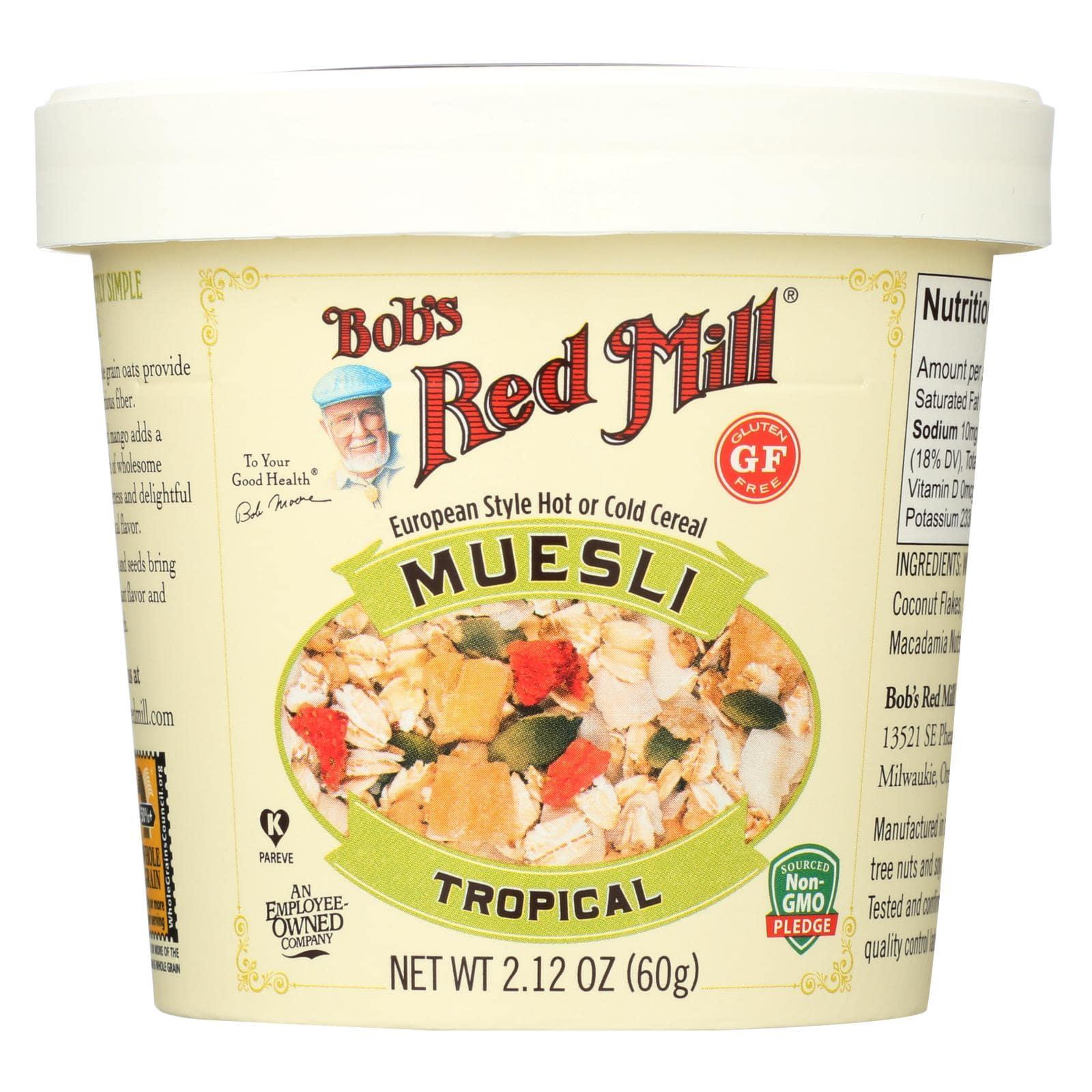 Bob's Red Mill Tropical Muesli