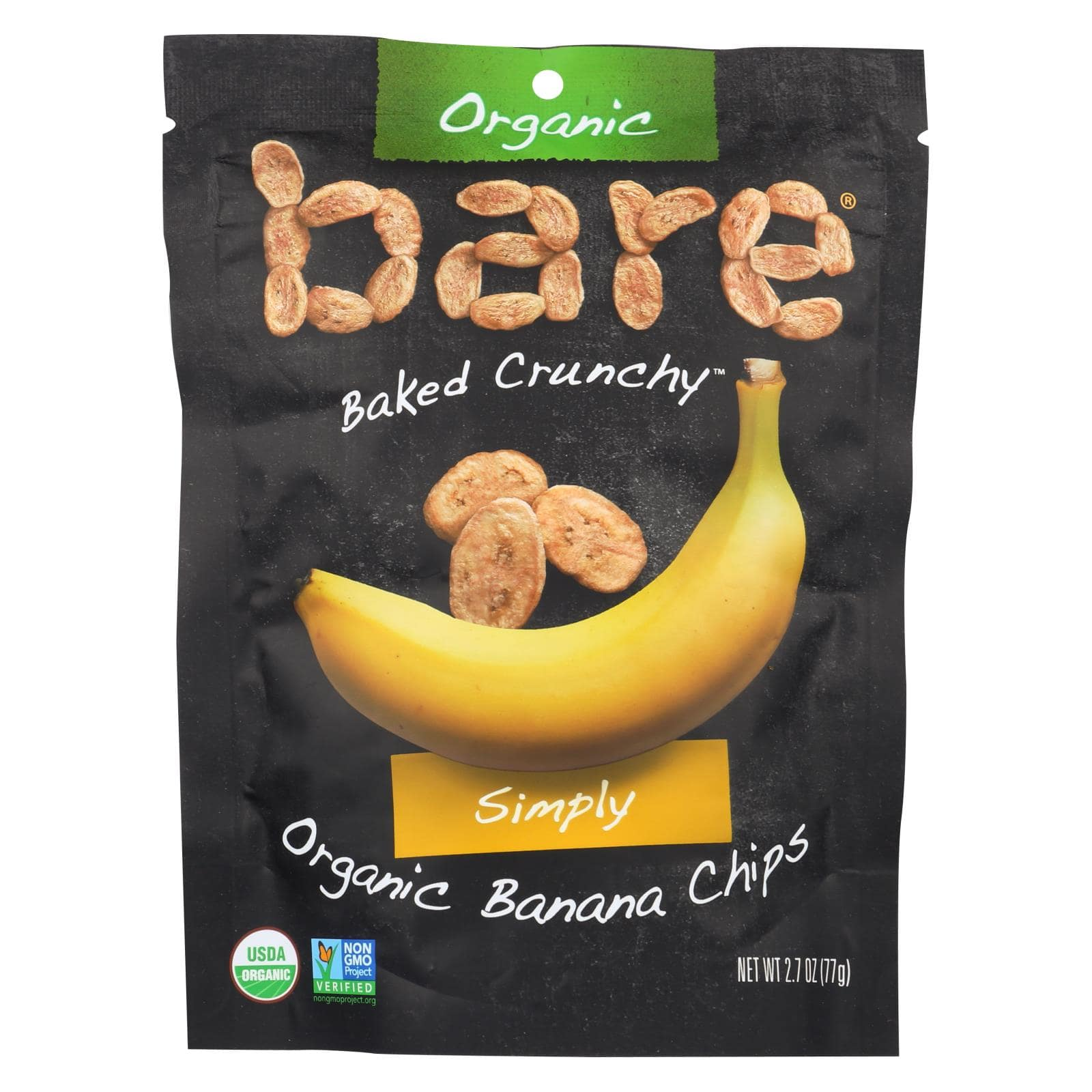 Bare Simply Baked Banana Chips