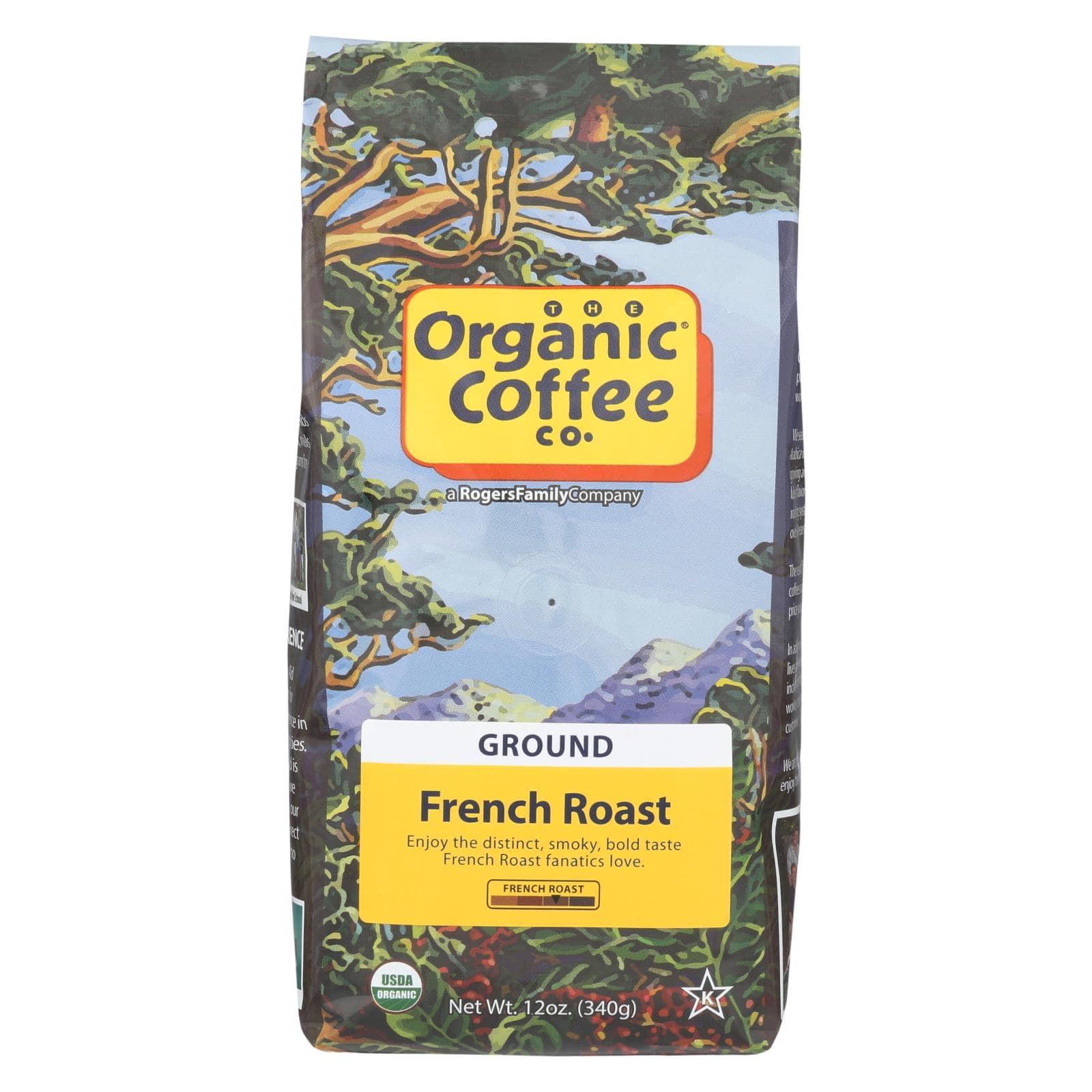 The Organic Coffee Co. Ground Coffee