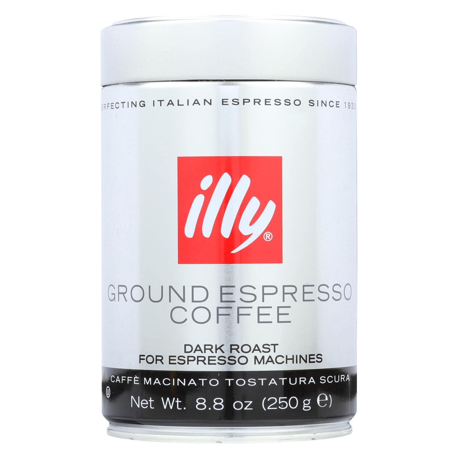 Illy Caffe Coffee - Dark Roast