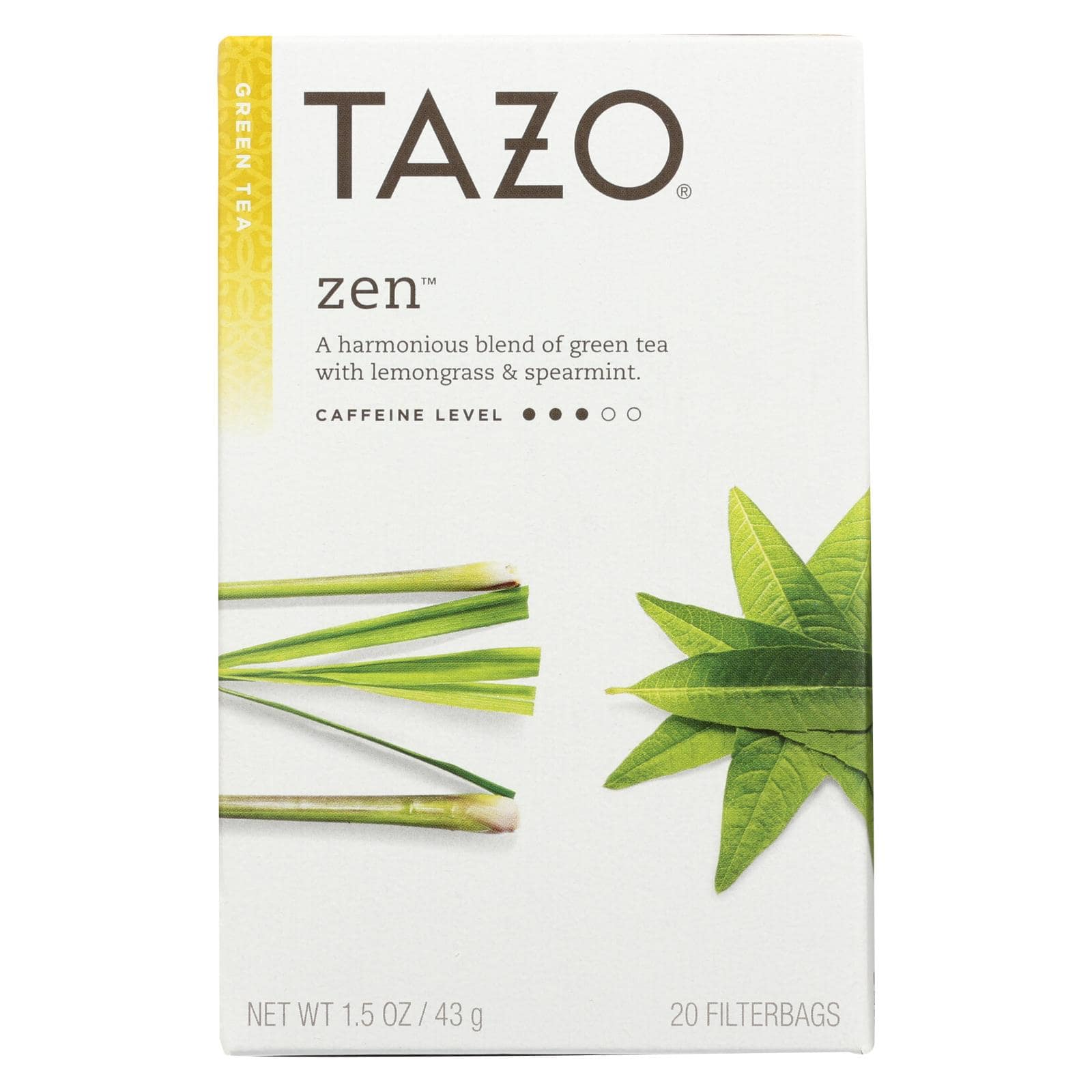 Tazo Green Tea