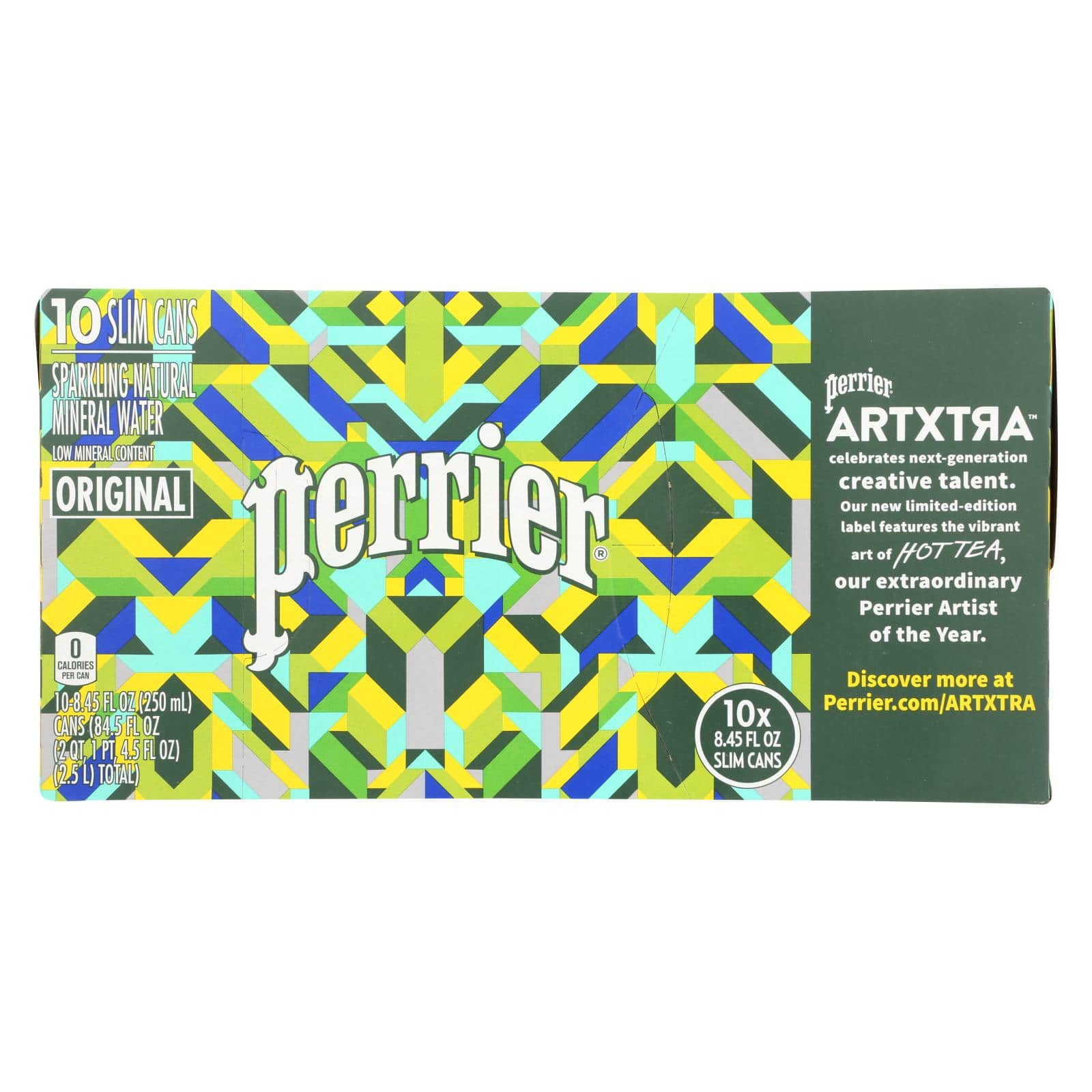 Perrier Sparling Water