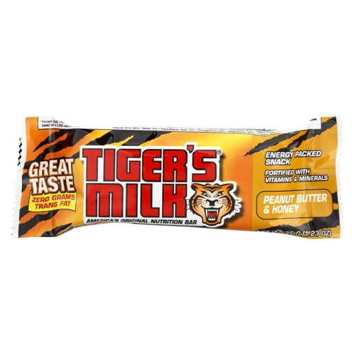 Tiger's Milk Bars