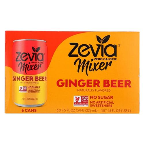 Zevia Ginger Beer