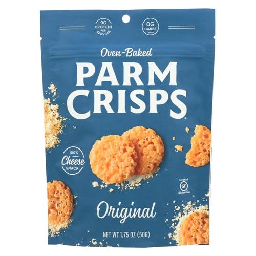 Oven Baked Parm Crisps