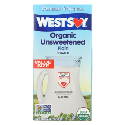 Westsoy Organic Soy Milk