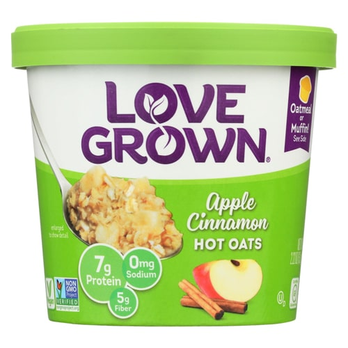 Love Grown Foods - Hot Oats