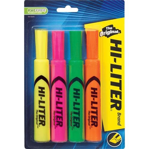 Hi-Liter Markers