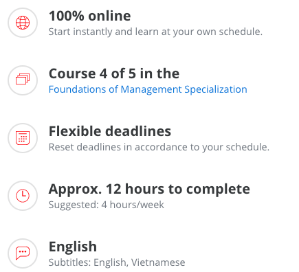 details of this office manager training course. It is online, flexible and takes 12 hours to complete.