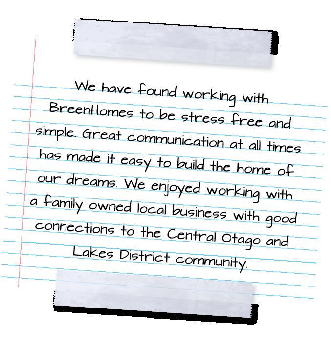 testimonial  street free breenhomes