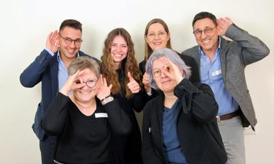 Das gaida-optik Team 2021