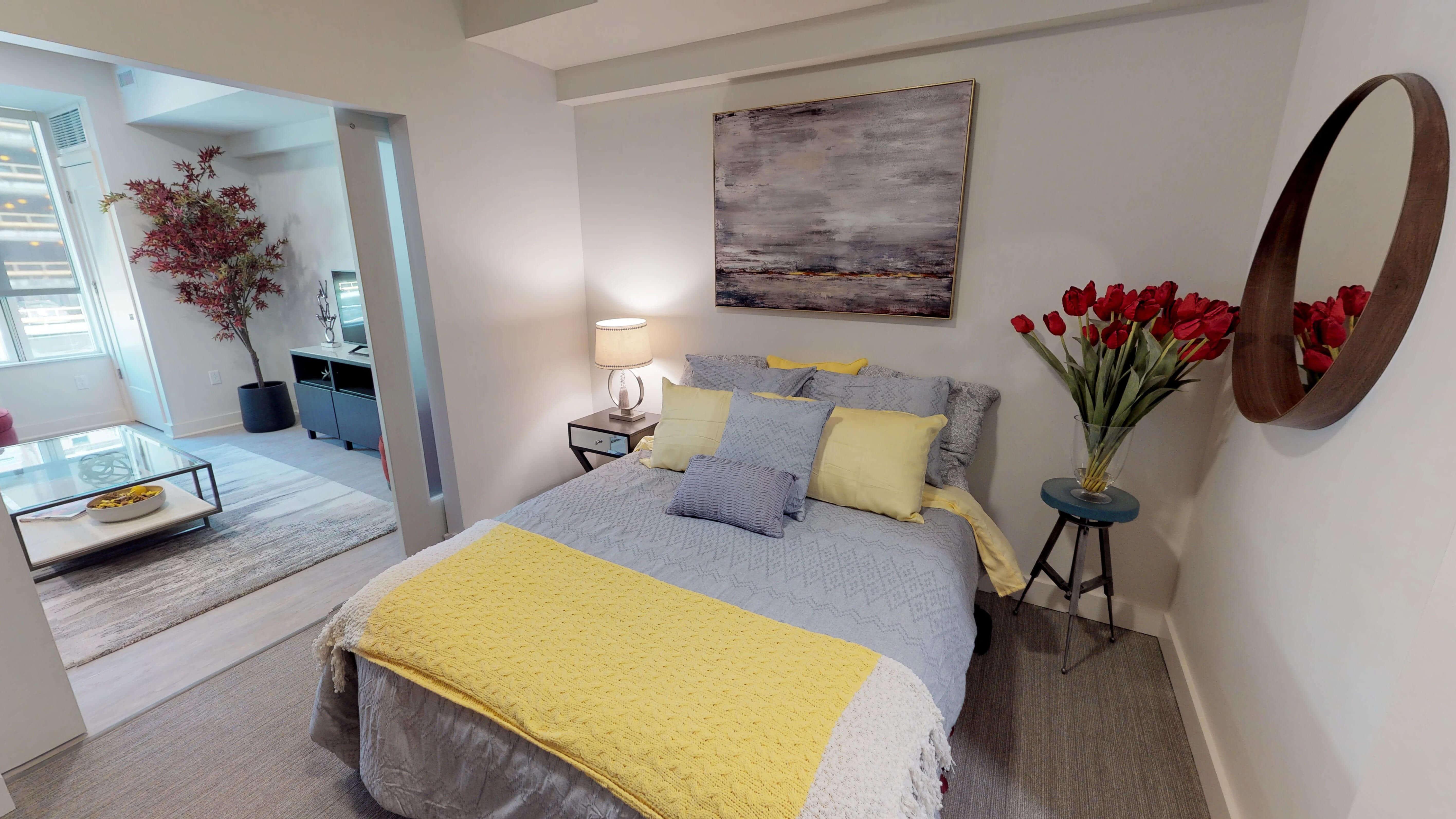 Eighth & Penn Bedroom