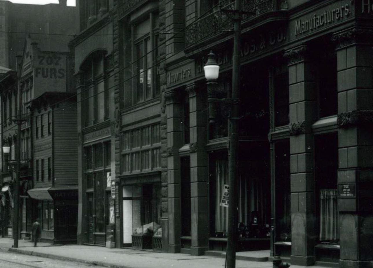Eighth & Penn History