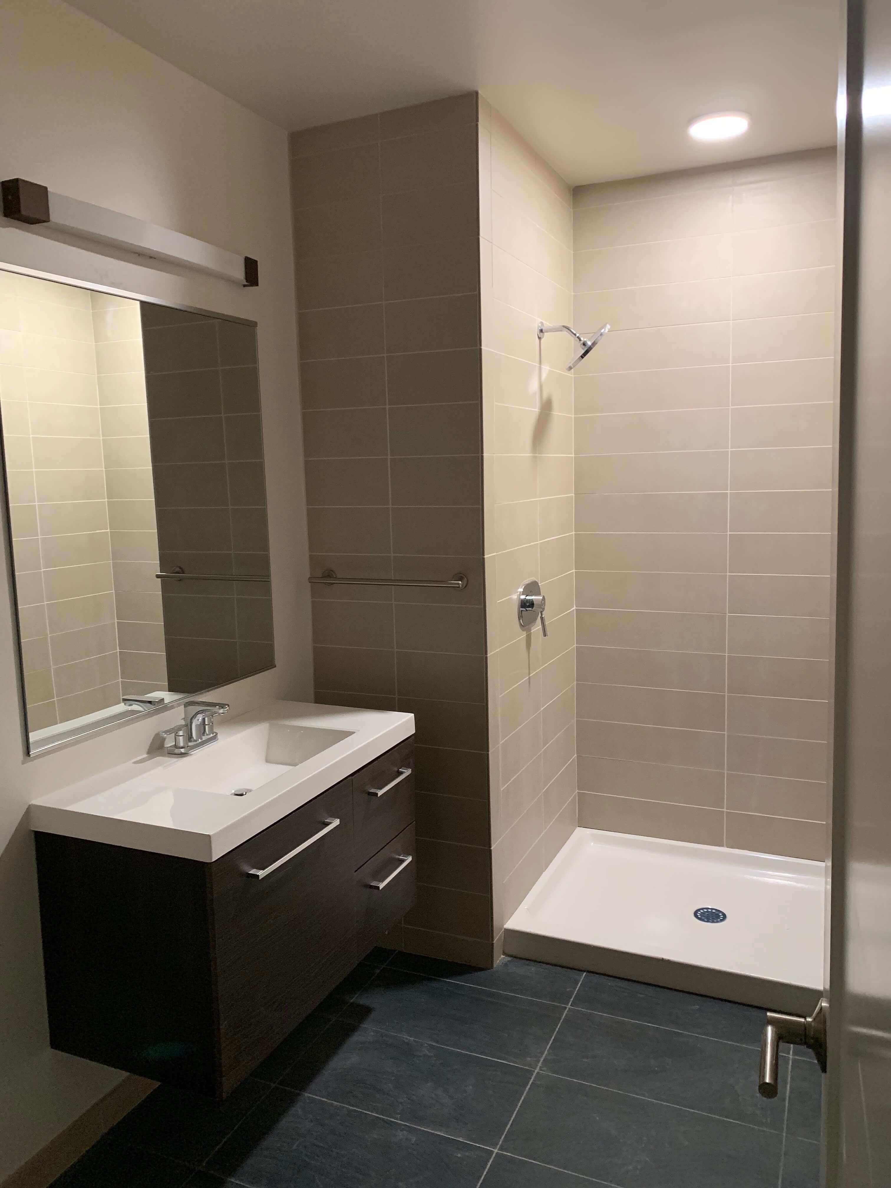 Eighth & Penn bathroom