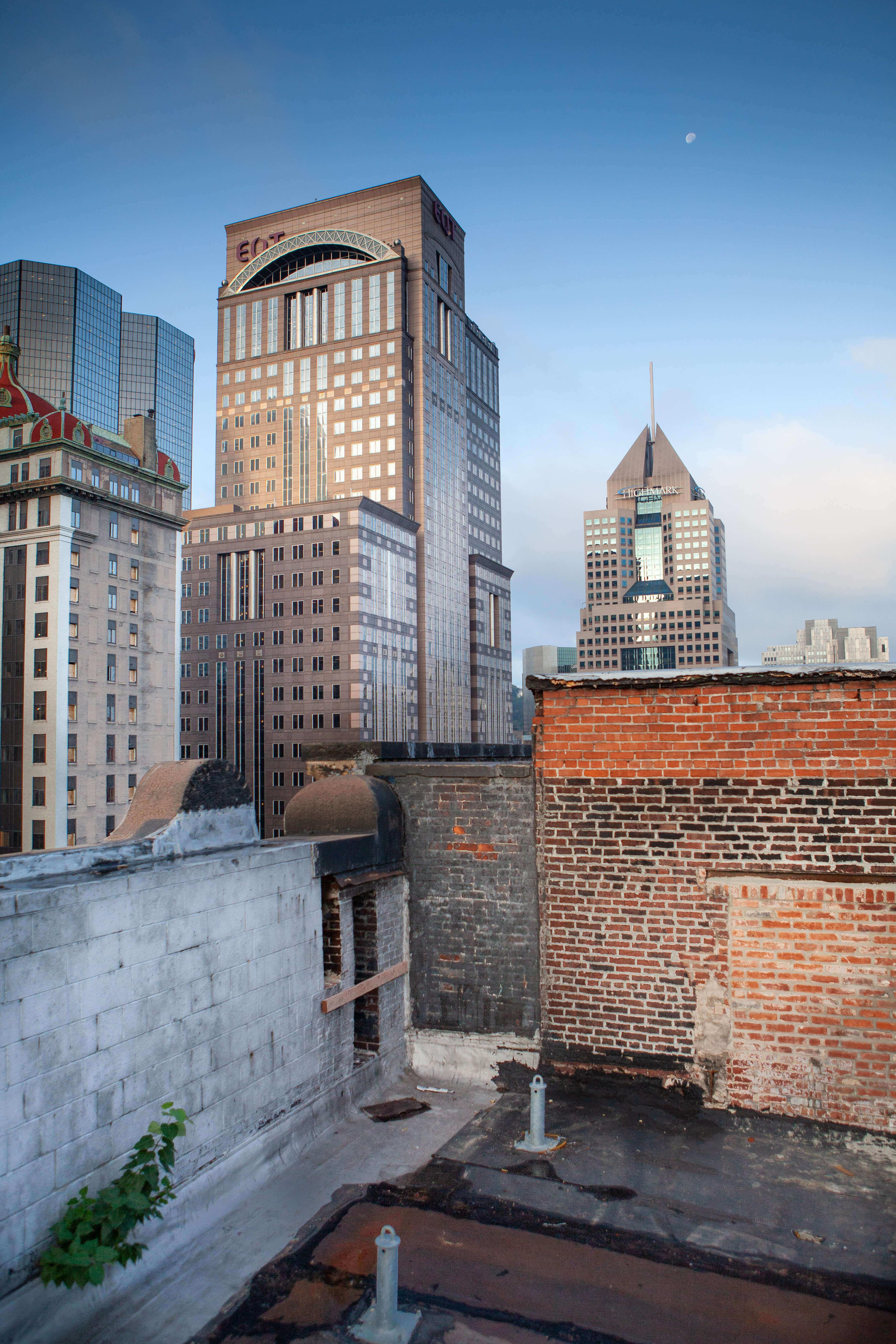 Eighth & Penn rooftop