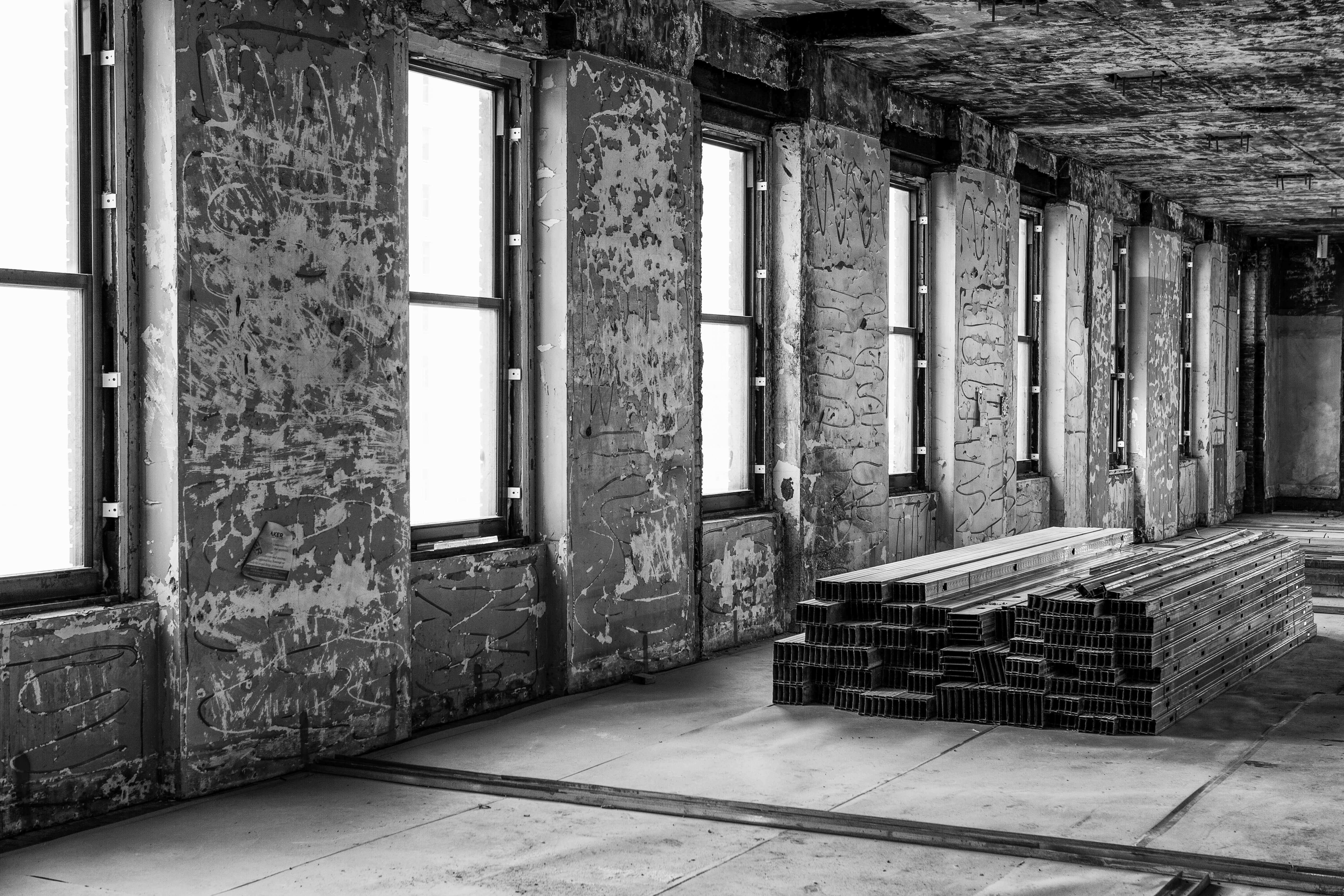 Eighth & Penn Restoration