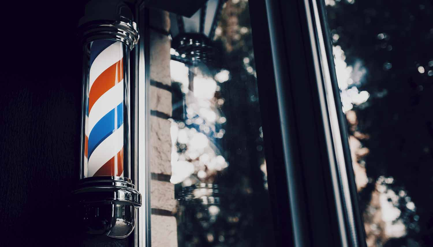 The Barbershop Pole