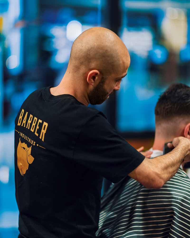 Master Barber of Westfield Kotara