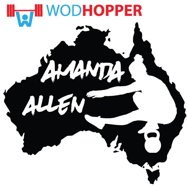 Amanda Allen WODHOPPER Icon