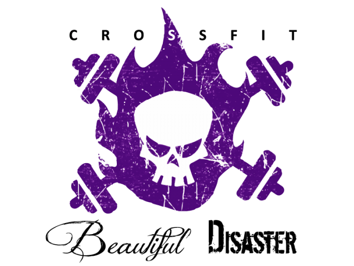 CrossFit Beautiful Disaster Logo