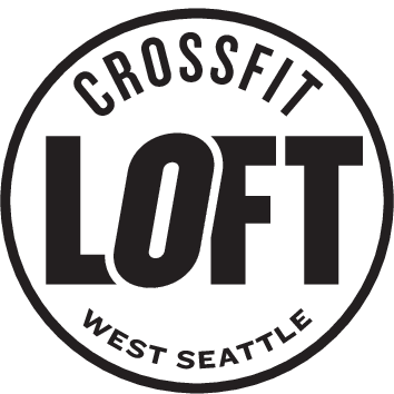 CrossFit Loft West Seattle Logo