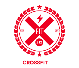 CrossFit 212 Tribeca Logo