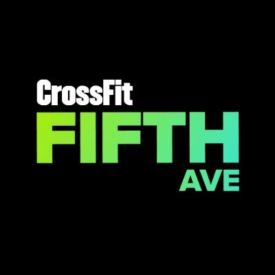 CrossFit FIFTH AVE Logo
