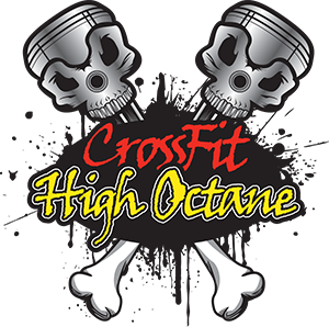 CrossFit High Octane Logo
