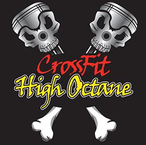 CrossFit High Octane Logo
