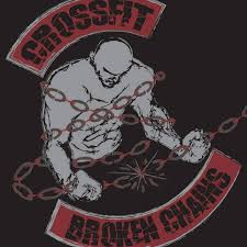 CrossFit Broken Chains Logo