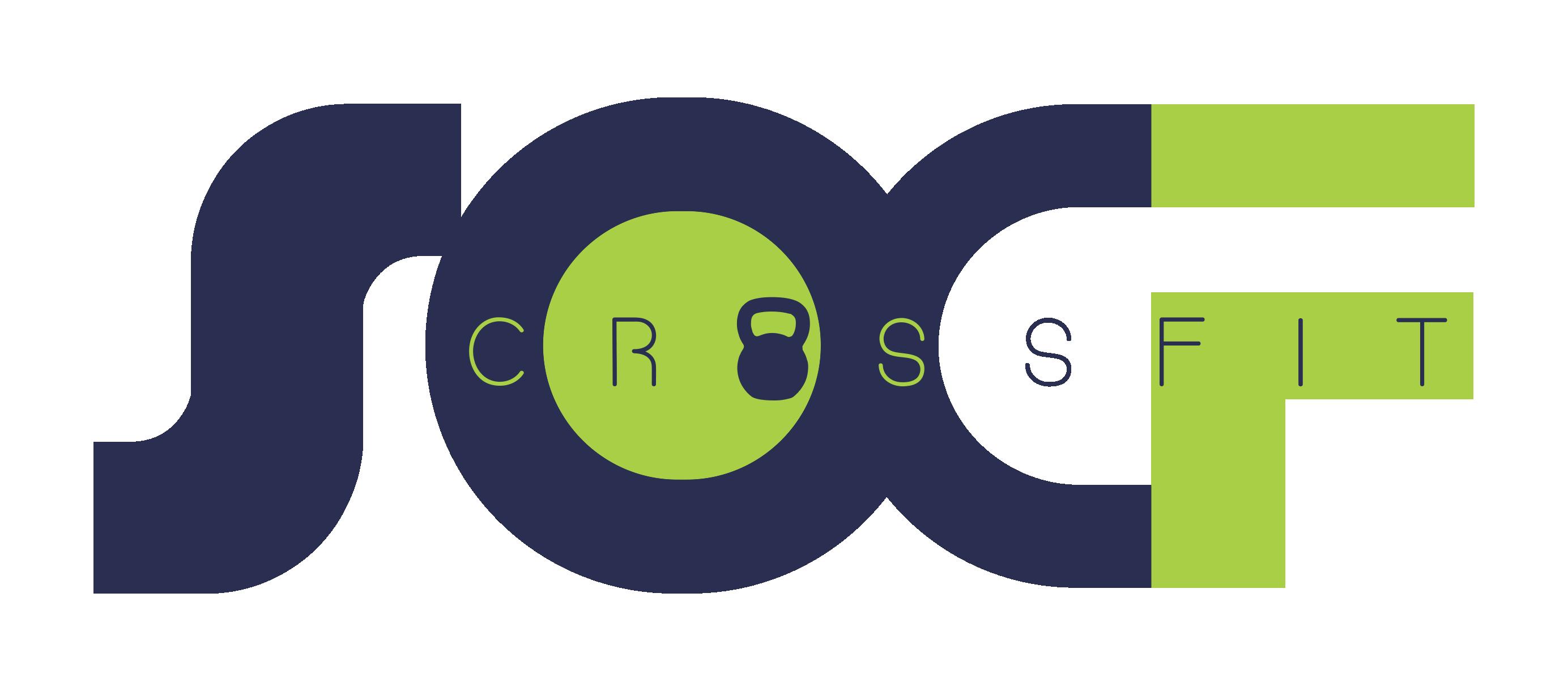 SOCF CrossFit Logo