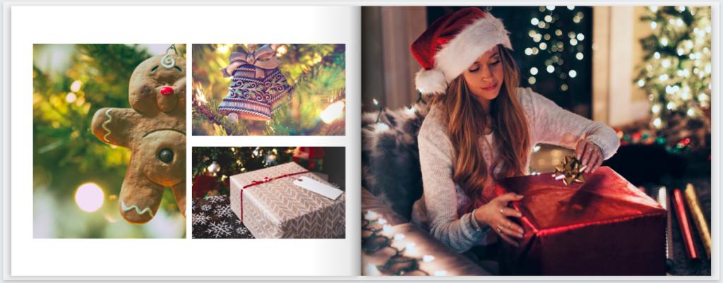 MimeoPhotos Holiday Photobook