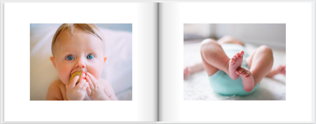 Mimeo Baby Photobook