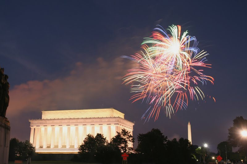 Washington DC 4th of July