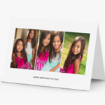 Mimeo Photos Card
