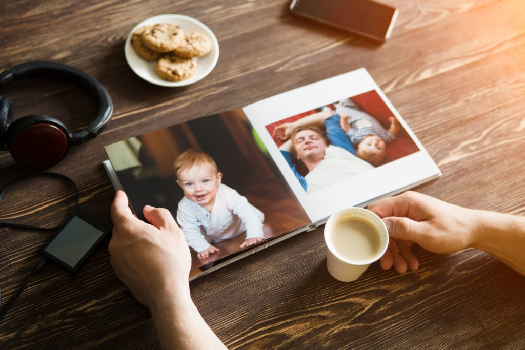 Learn about the benefits of Tiny Photo books