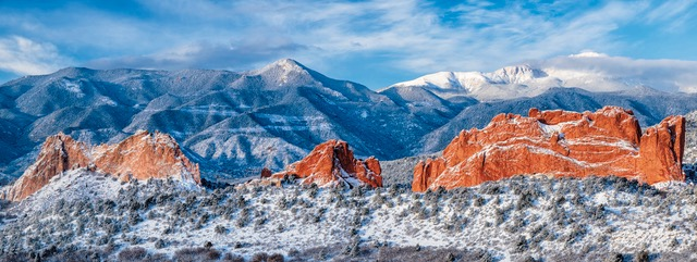 Garden of the gods Michael Ryno Photo