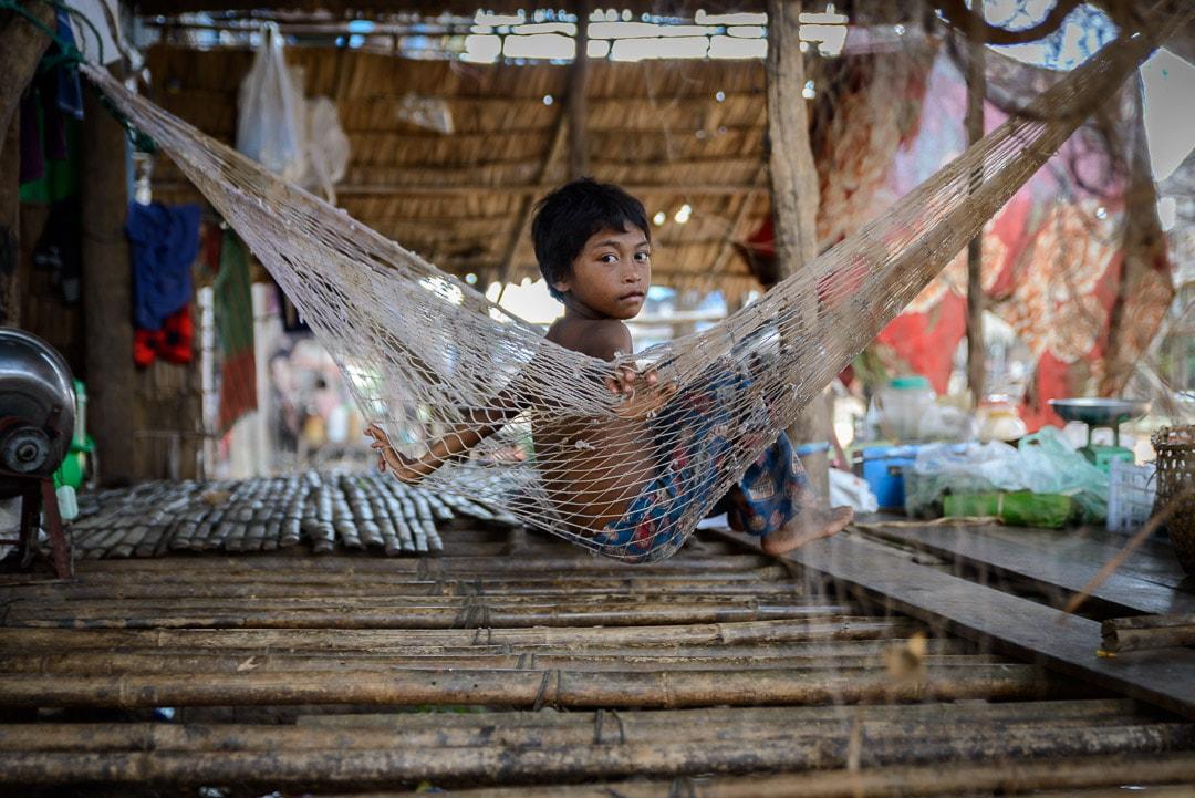 Cambodian Hammock