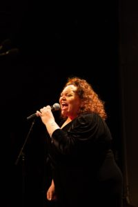 Keala Settle singing