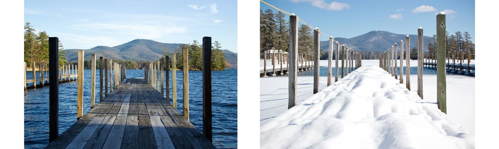 Nicole Sgroi Lake George photographs
