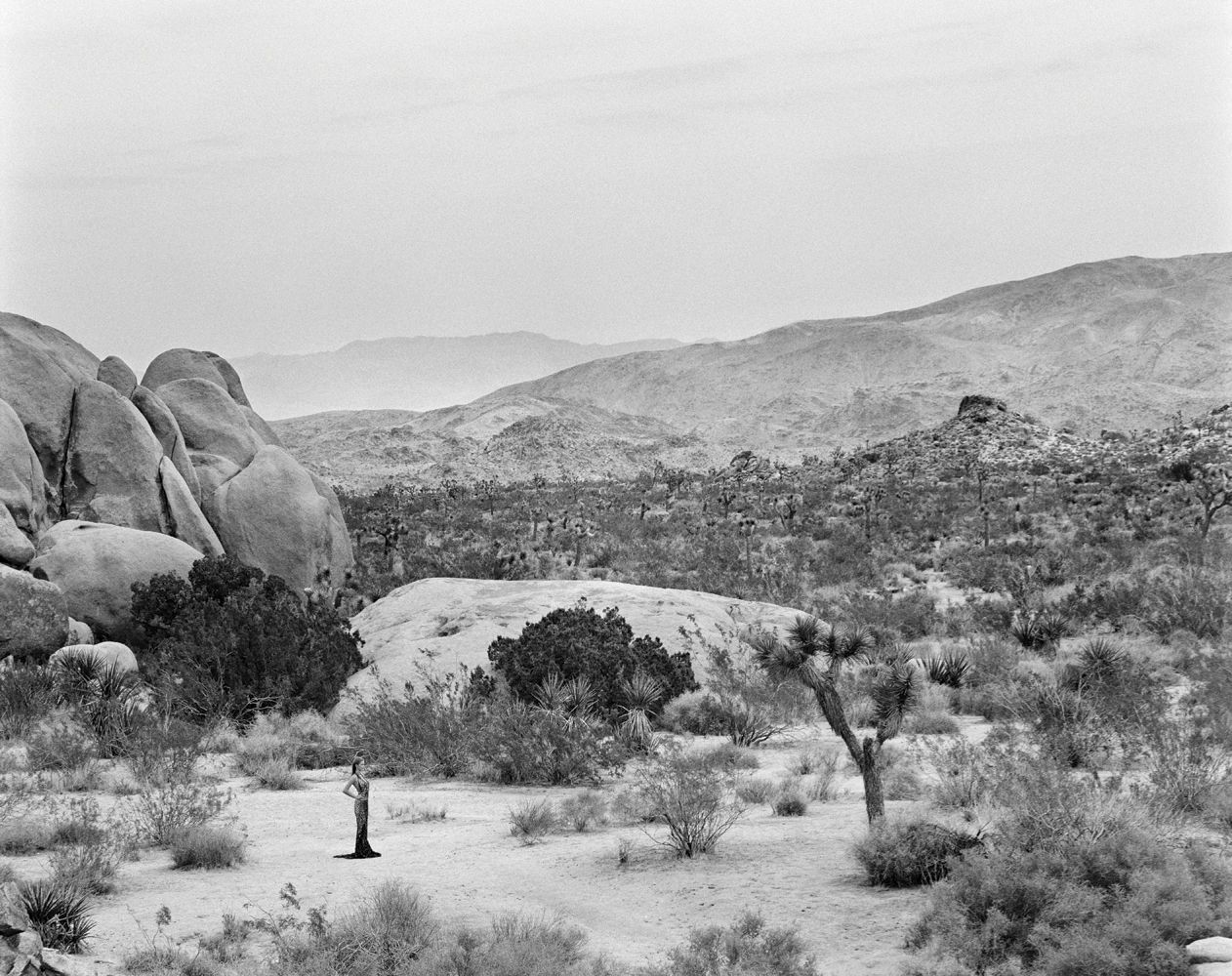 Nigel Barker Photography presents Desolate Beauty in black and white