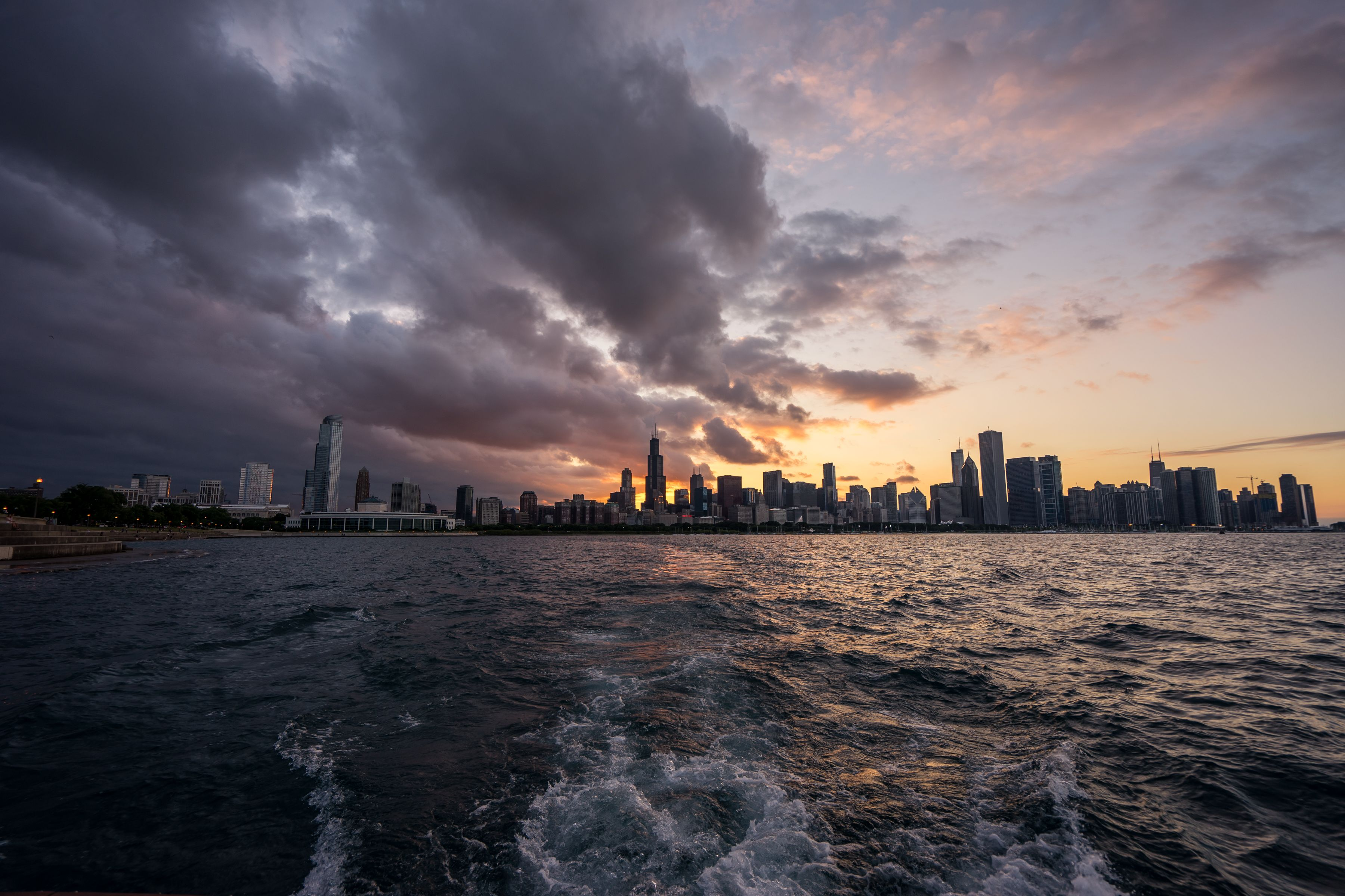 Tatyana Perreault captures the ever-changing Chicago skyline in her photography