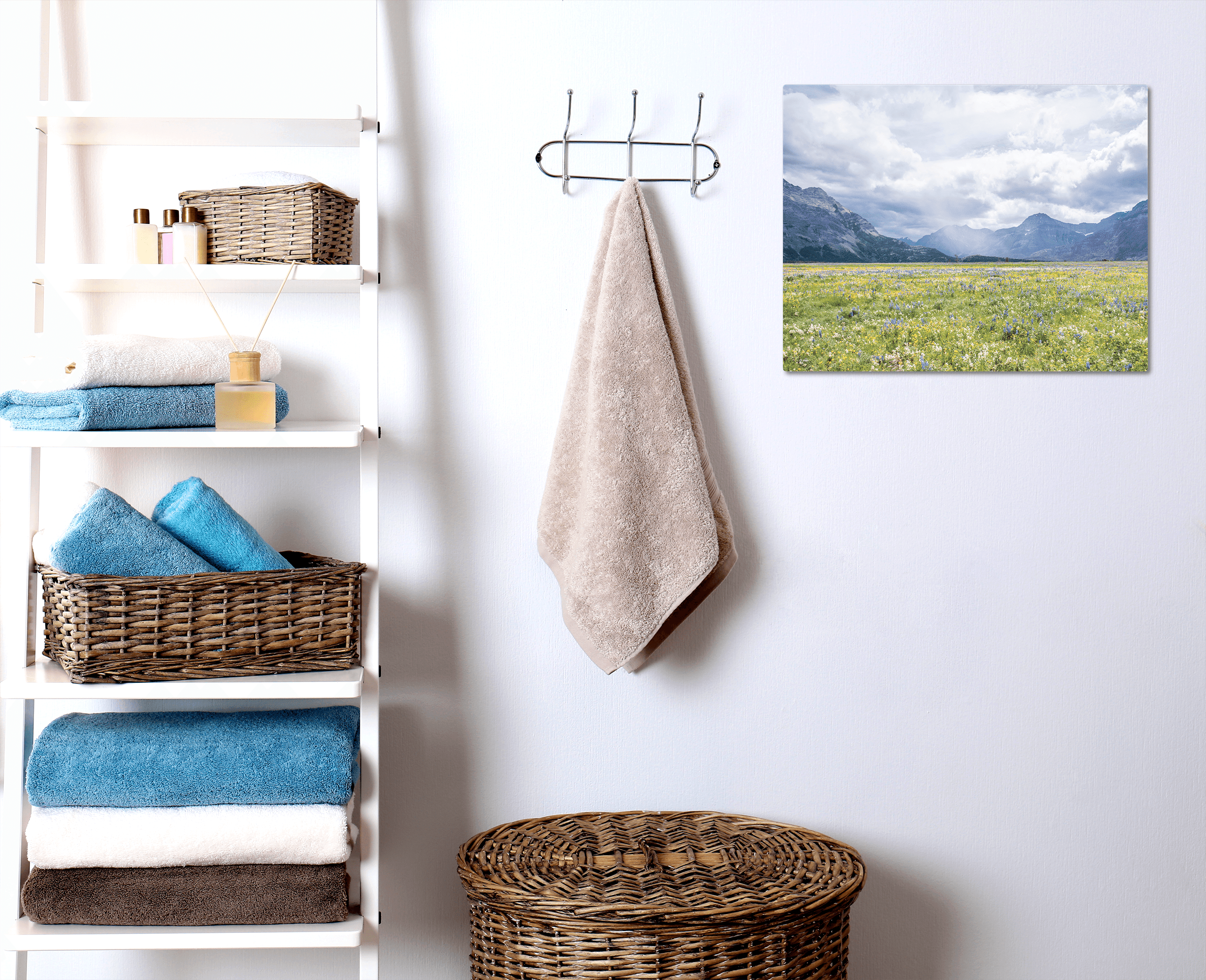 Place your favorite moments in high traffic areas with wall decor