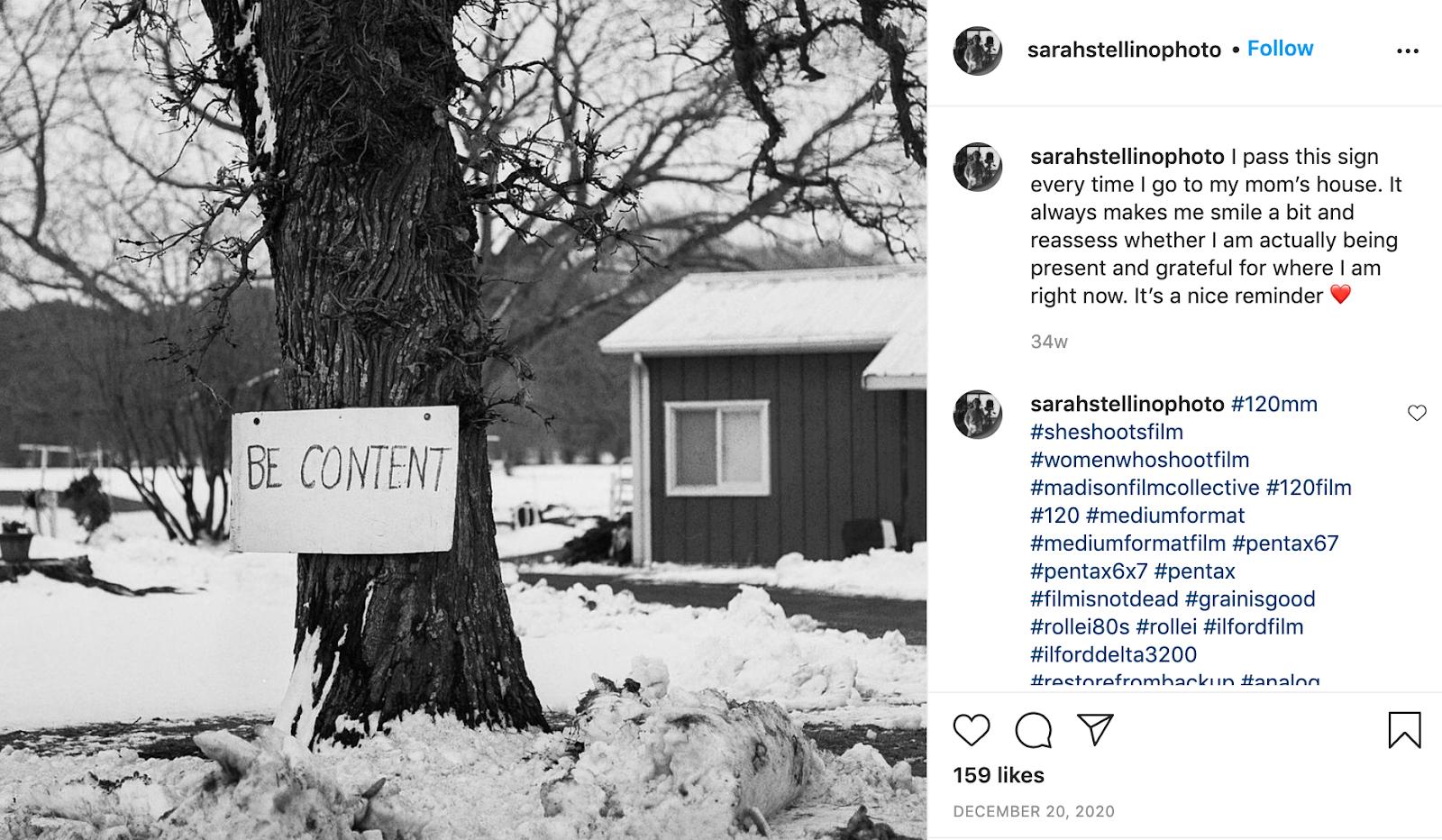 Photography by @sarahstellinophoto on Instagram
