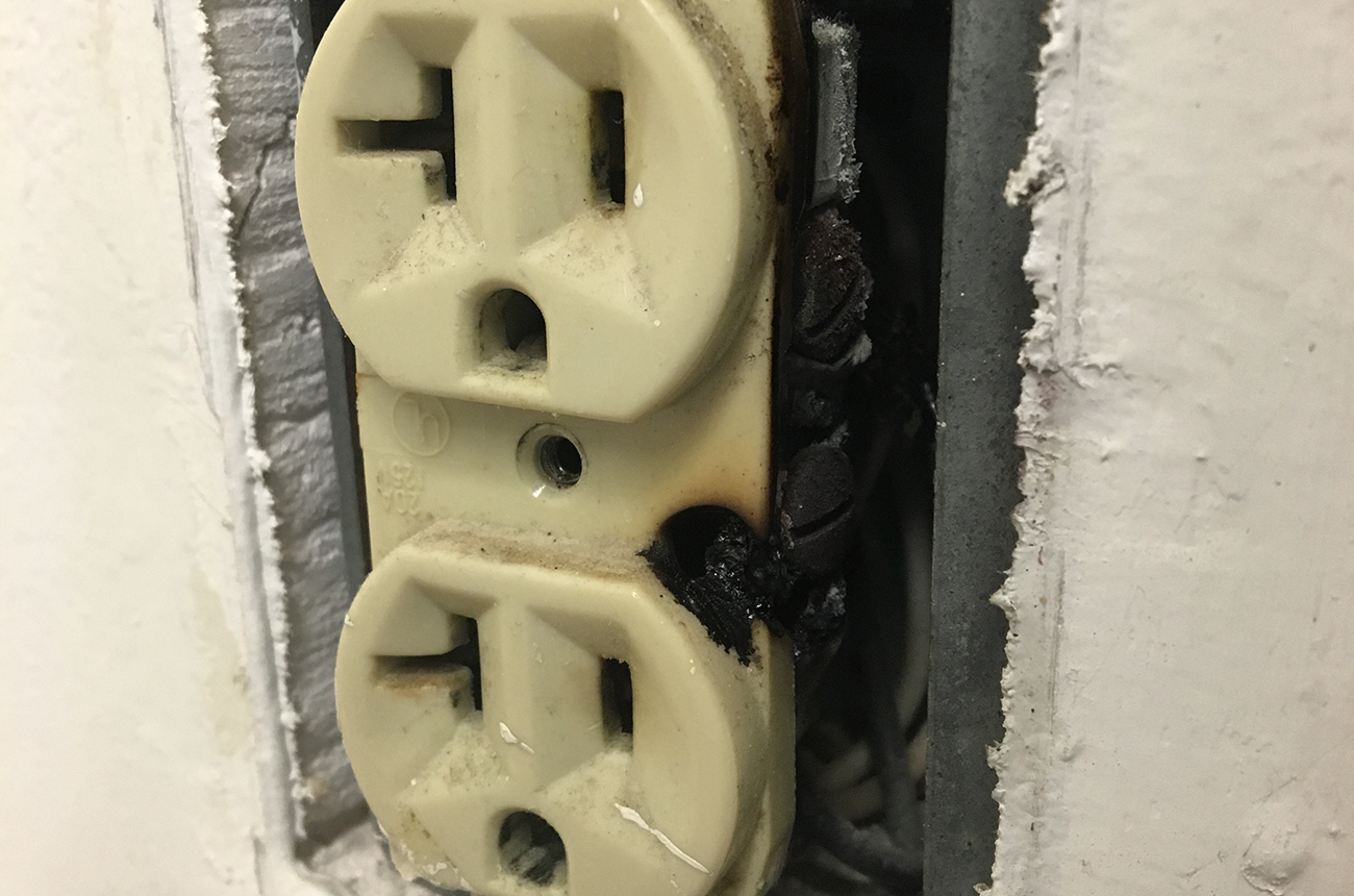 On Call Electricians Website Image