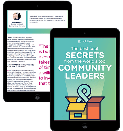 The best kept secrets from the world's top online community leaders