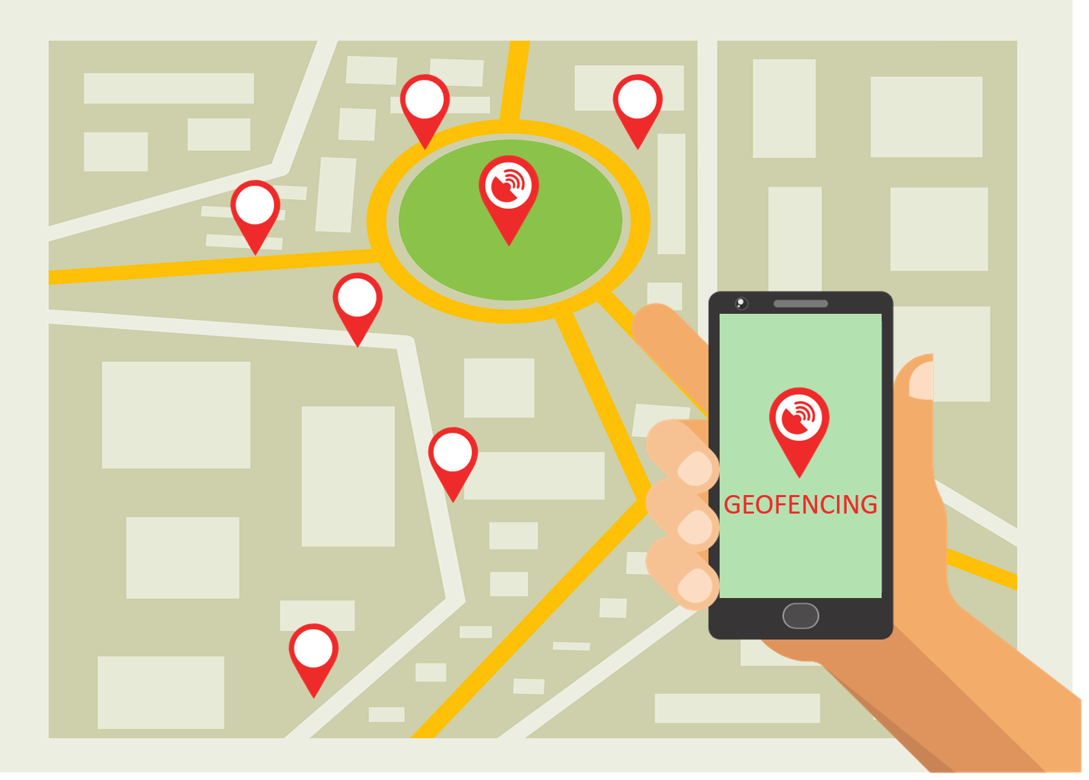 What Is Geofencing? - A Primer to Geofence Marketing