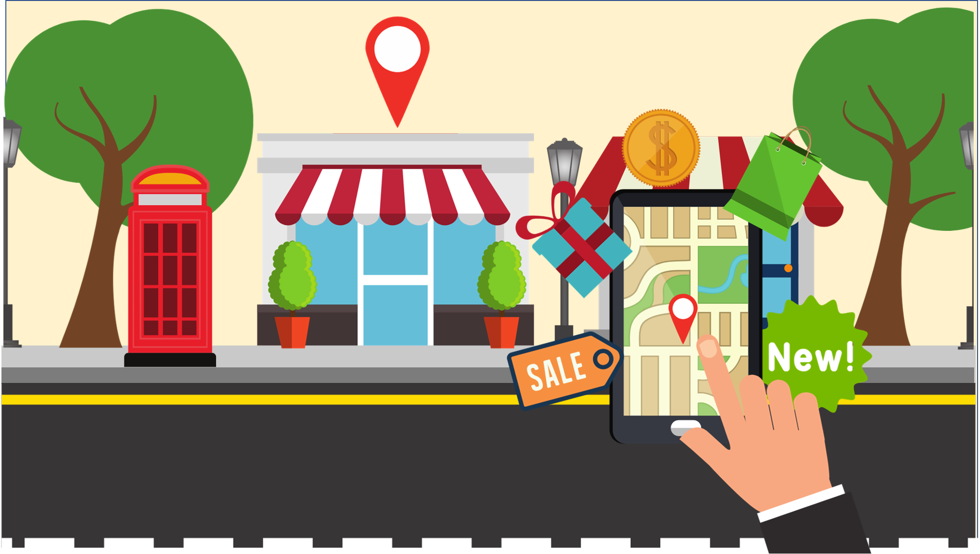 Location Based Marketing & Advertising Trends for 2020